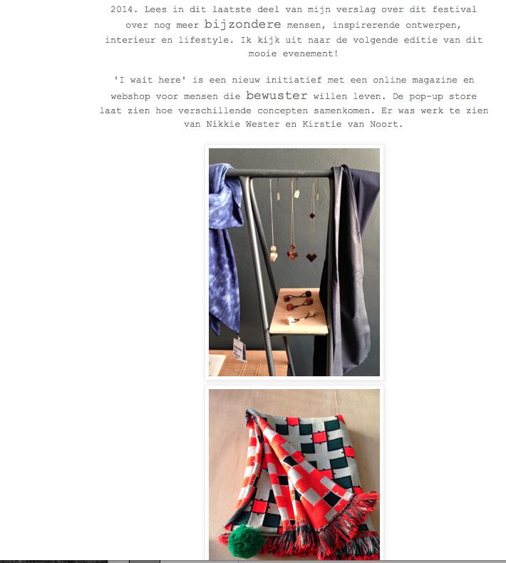 Roomwit Blogspot | Designkwartier