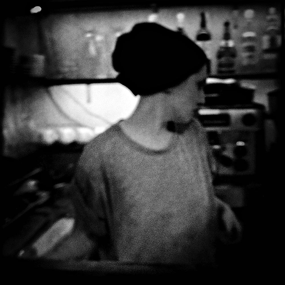 La serveuse