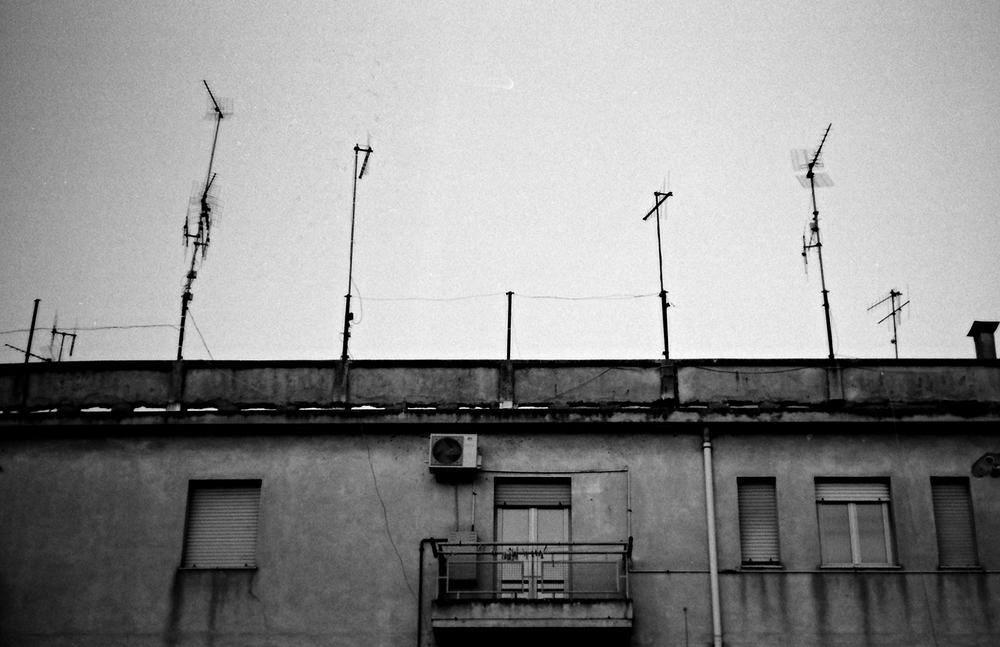 Avoir des antennes.