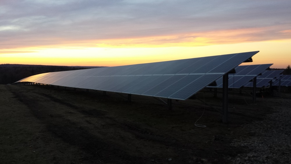 Mt. St. Mary's Solar Farm 2