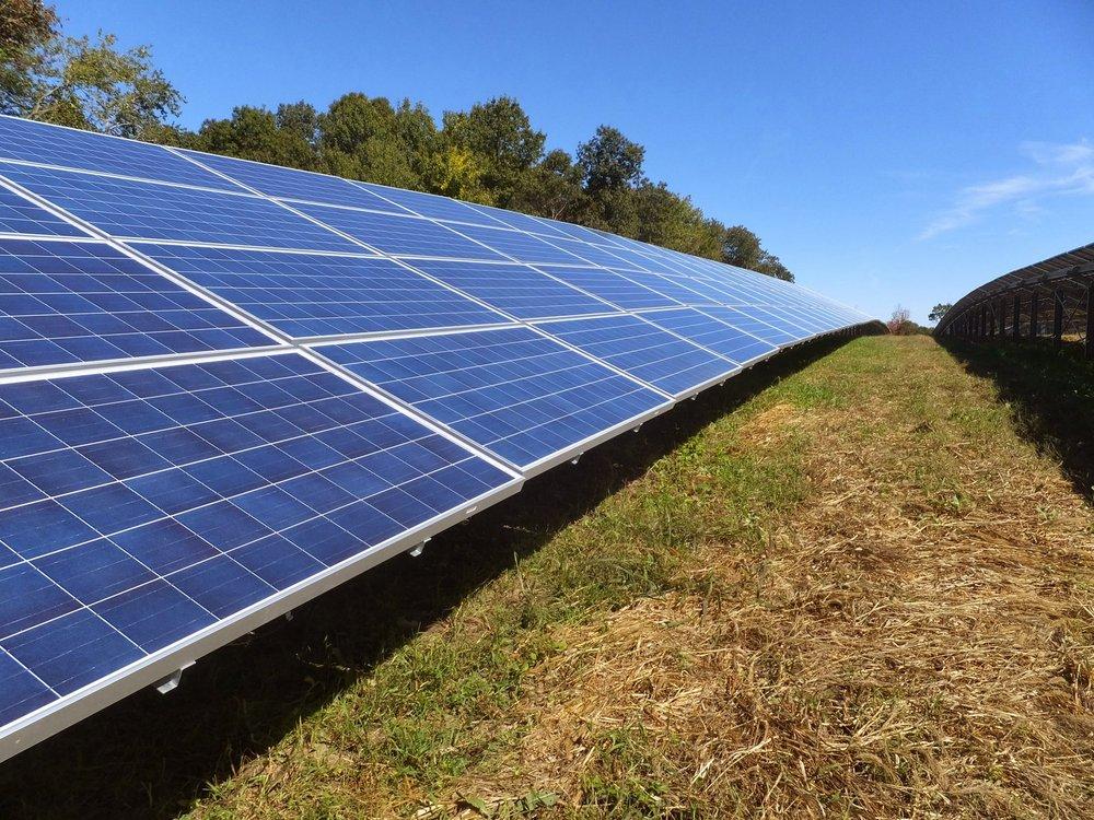 Mt. St. Mary's Solar Farm 1