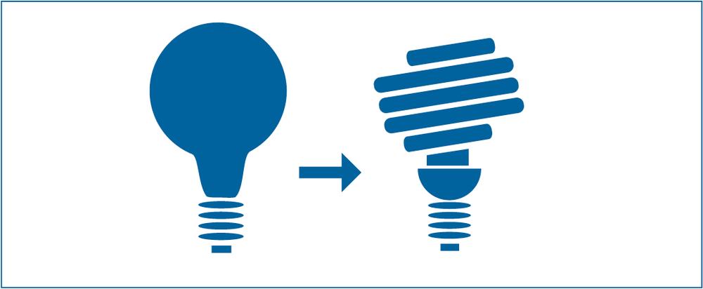 CFL Bulbs for Boston, 2X!