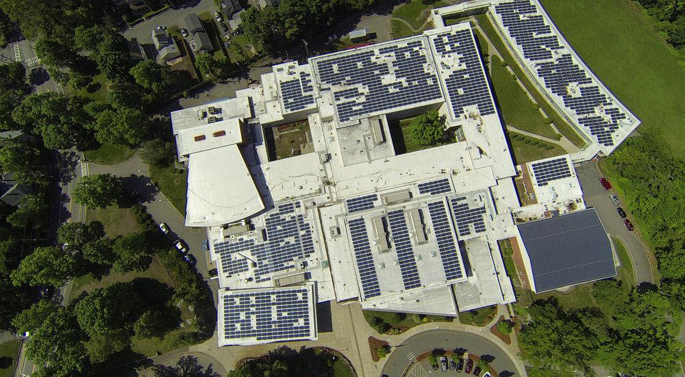 Canton Schools - 787 kW DC