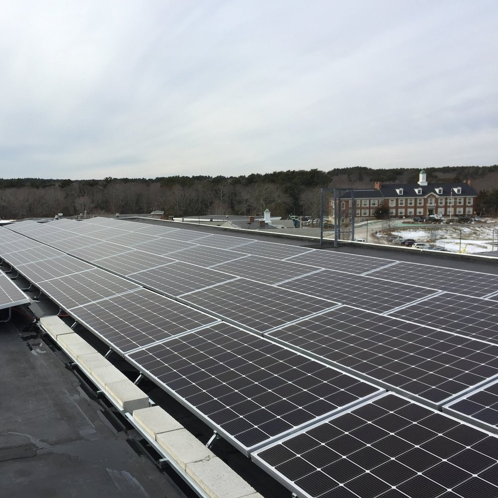 Duxbury Schools - 693 kW DC