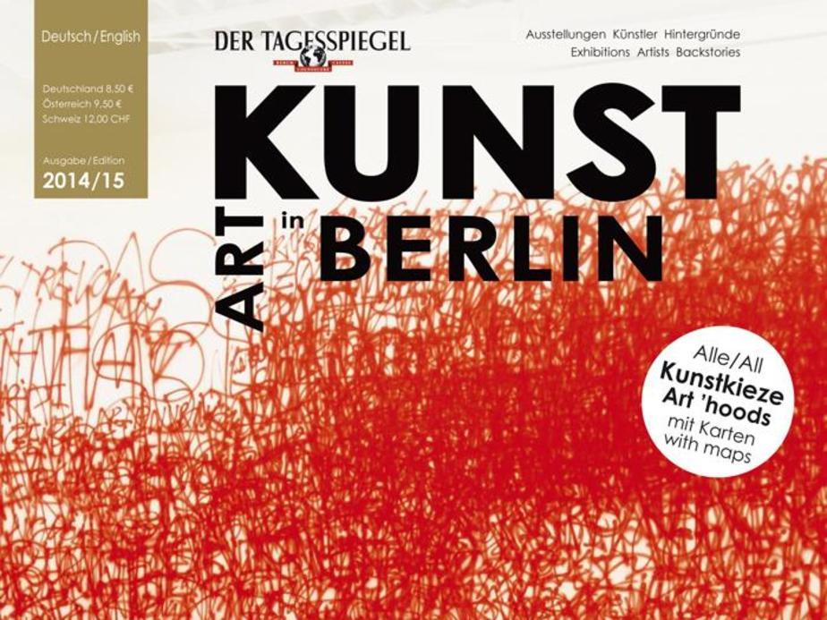 Art in Berlin , Tagesspiegel, 2014–2015   Translation