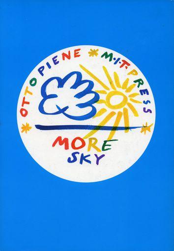 Otto Piene: More Sky , Neue Nationalgalerie, Verlag der Buchhandlung Walther König, 2014   Editing