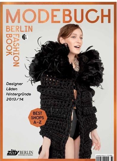 Zitty Modebuch , Zitty Verlag, 2013–14   Translation