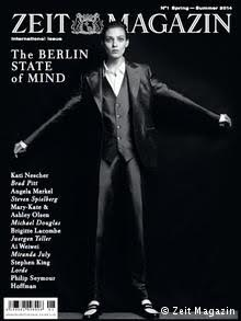 The Berlin State of Mind , Die Zeit, Spring/Summer 2014   Translation