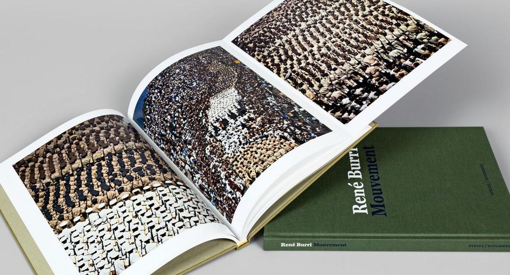 René Burri: Mouvement,  Steidl Verlag, 2016   Translation