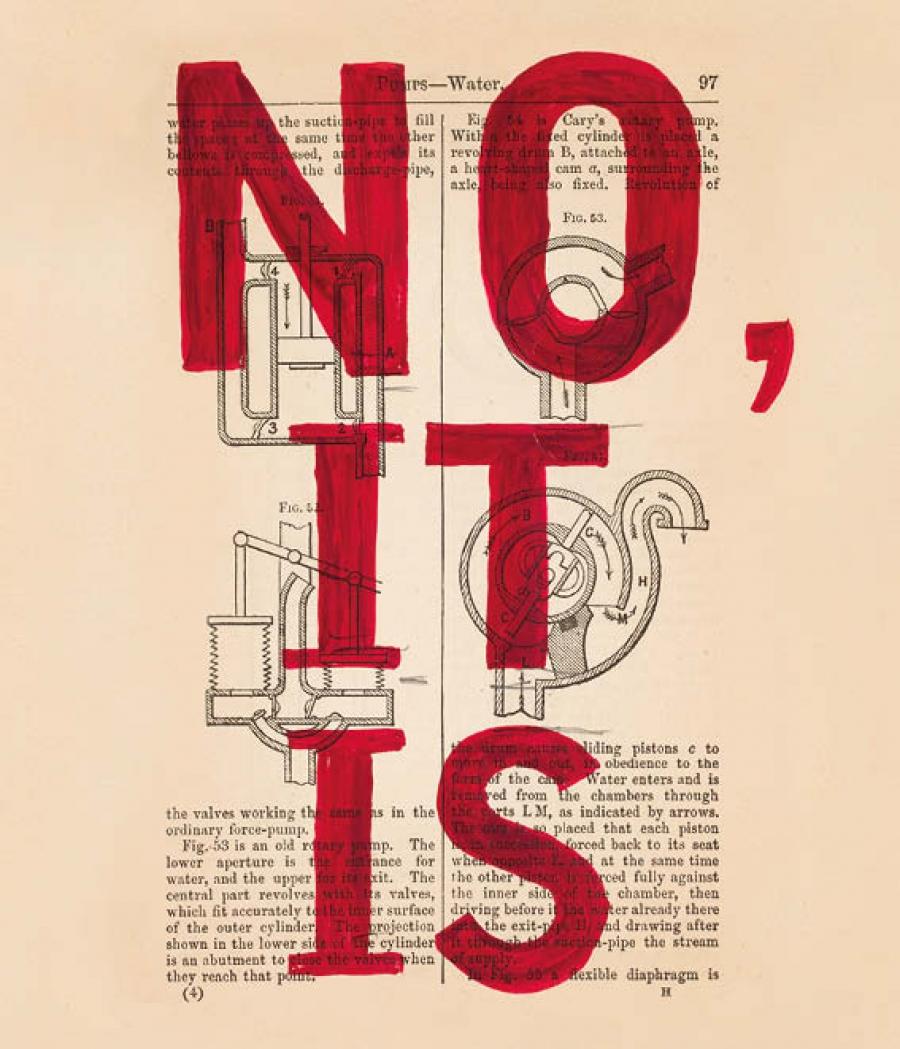 William Kentridge: No It Is , Martin Gropius Bau and Haus der Berliner Festspiele, Verlag der Buchhandlung Walther König, 2016   Translation