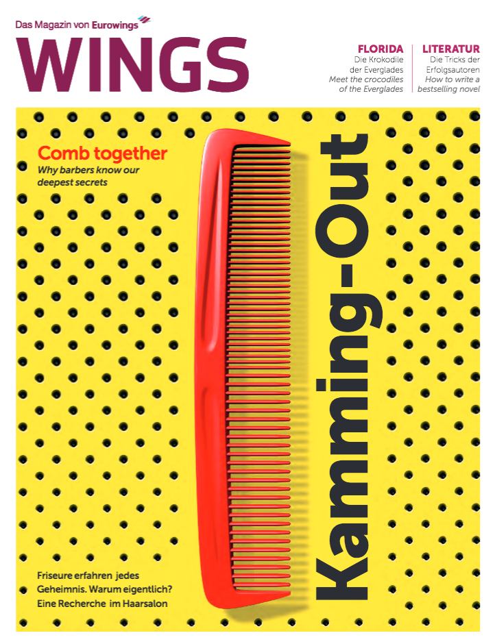 German Wings Magazine,  September 2016   Translation