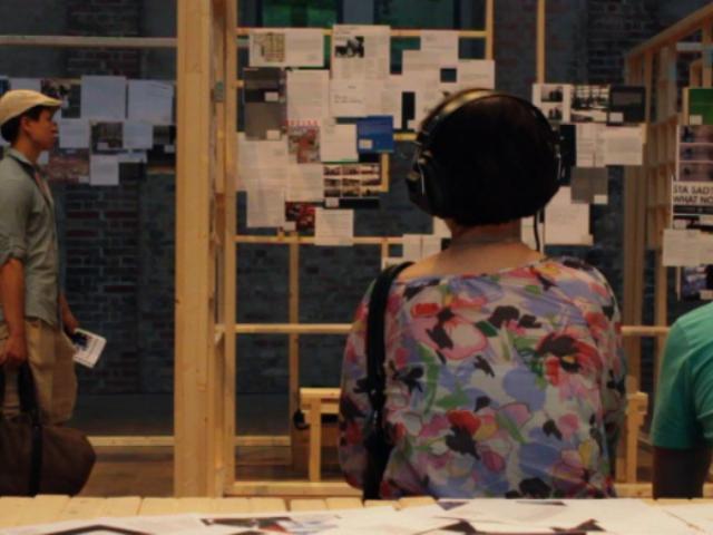 Das Theater,  Herbordt/Mohren, Junge Akademie, 2016   Editing