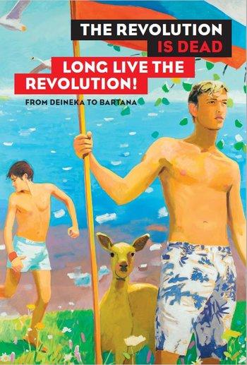 The Revolution is dead. Long live the Revolution! , Random House, 2017   Editing