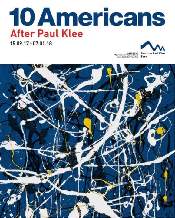 Ten Americans: After Paul Klee , Random House, 2017   Editing