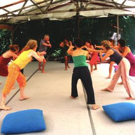Movement in longroom