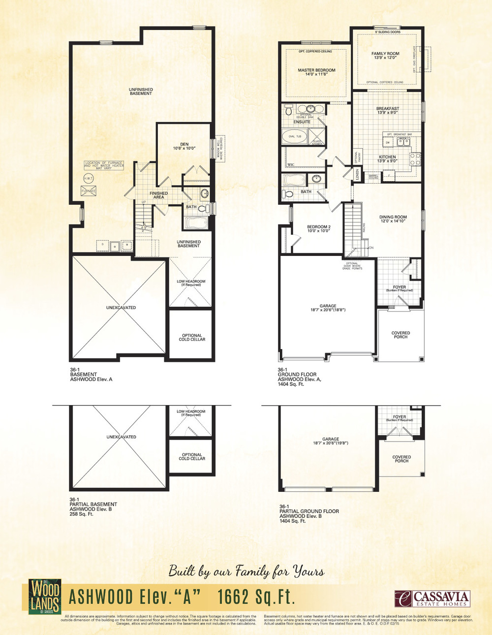 Ashwood Floor Plan