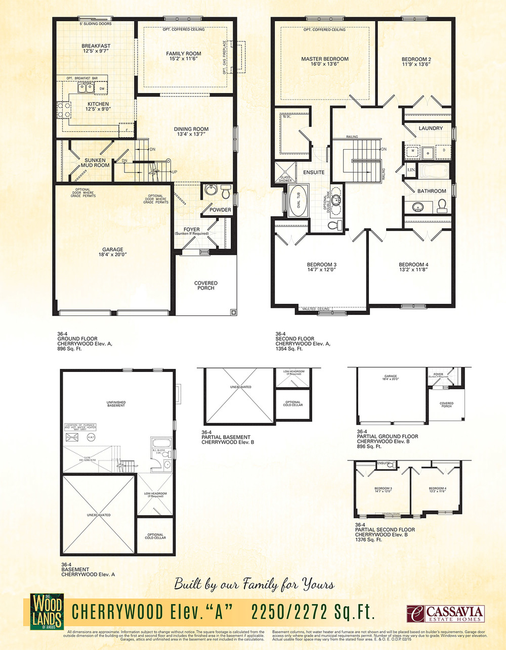 Cherrywood Floor Plan