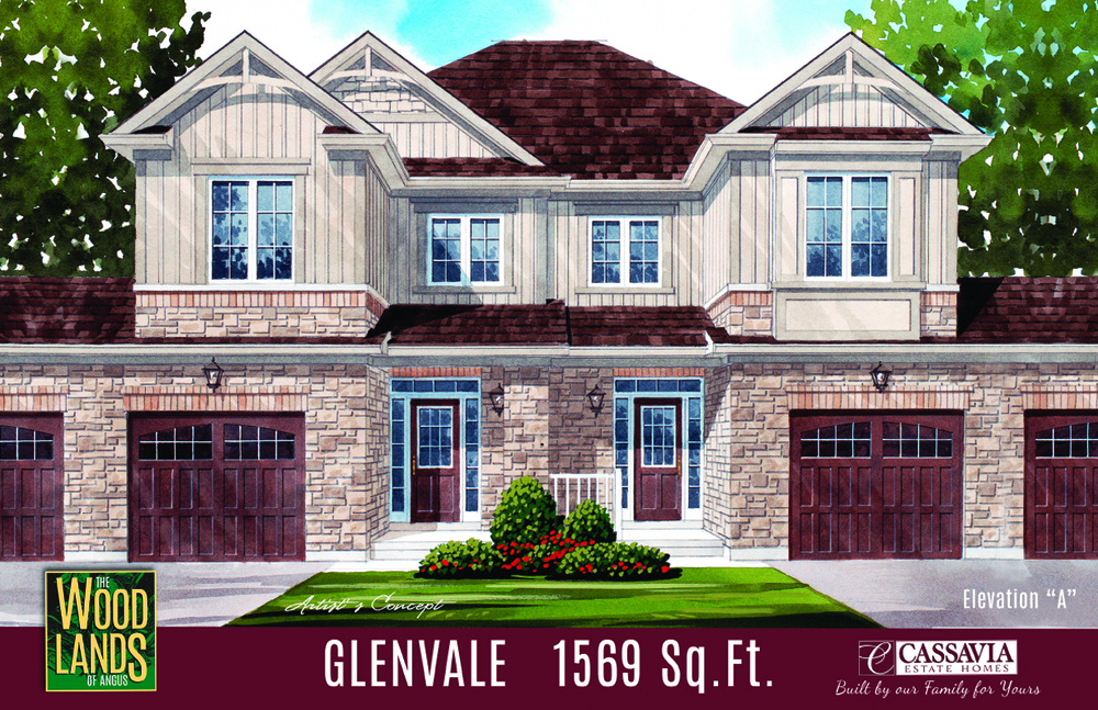Glenvale Elev. A 1569 Sq. Ft.