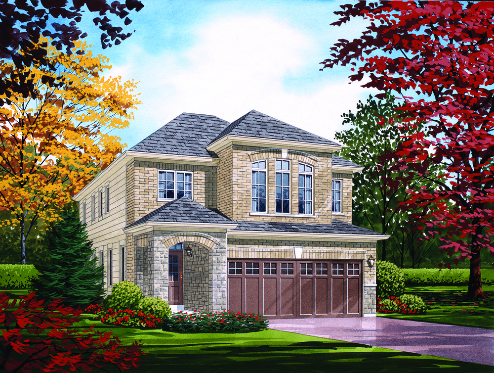 Rosepark Elev.B 2447 Sq. Ft