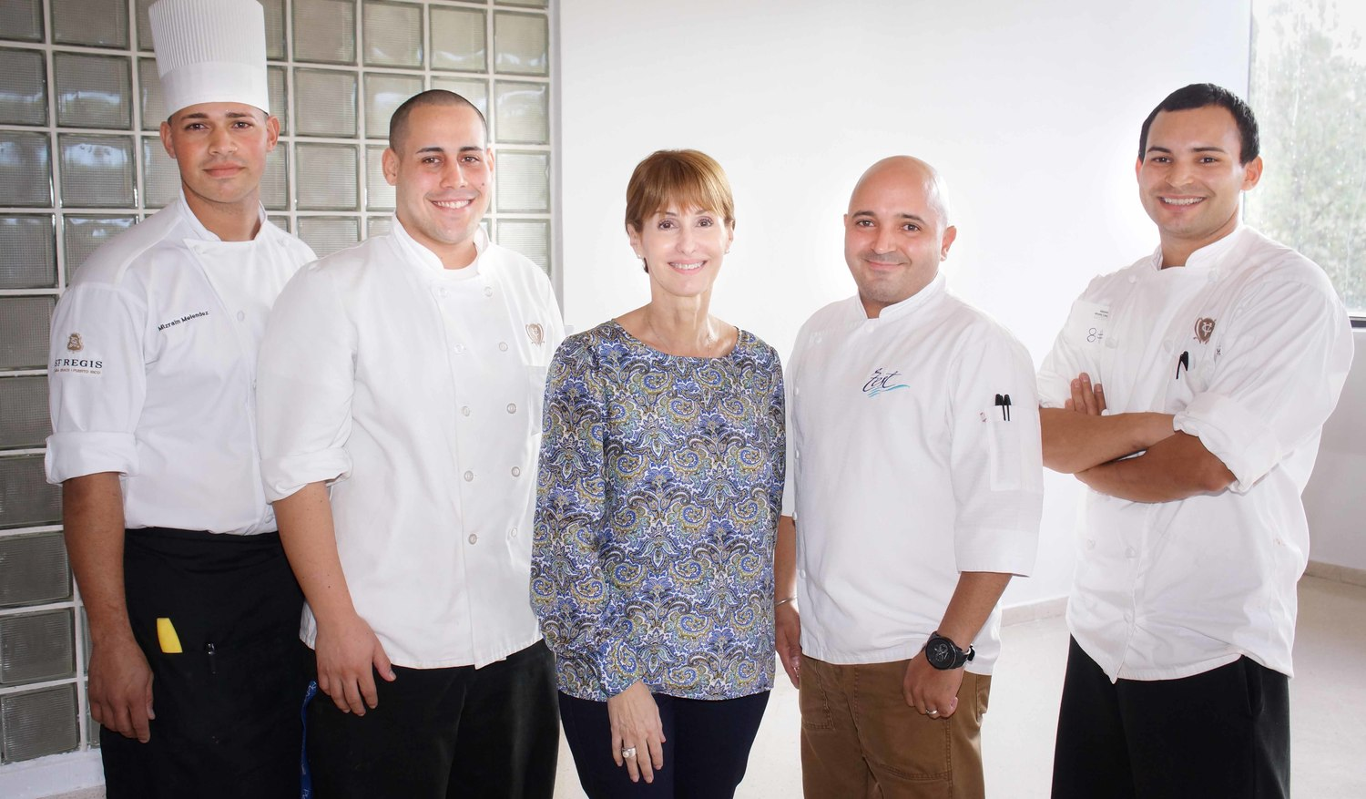 "Chef Raul Correa selected for the Puerto Rico Culinary Team 2014 representing the island in the culinary competitions ""Taste of the Caribbean"" organized by the Caribbean Hotel & Tourism Association in Miami from June 28 – July 2, 2014. Photo Credit: Yaira Solis, El Vocero http://buff.ly/1fHHRiE"