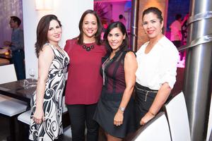 Virmarie Vélez, Sales Coordinator - Nailín Delgado, Catering Manager - Betsy Mujica, DOS - Virna Concepción, Guest Services.jpg