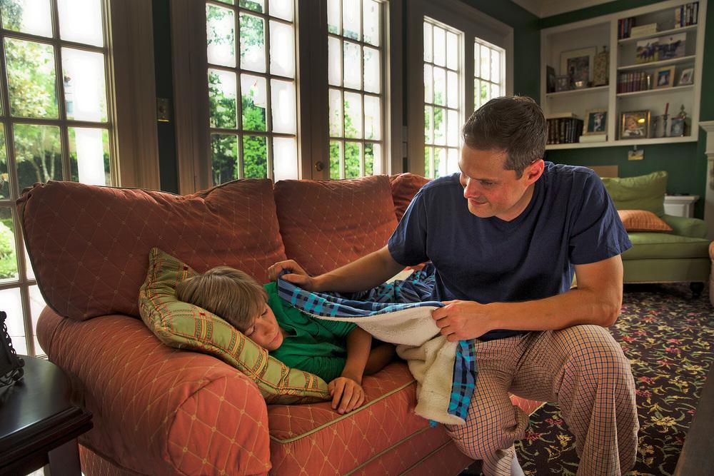 16 - Child Naps on Couch.jpg