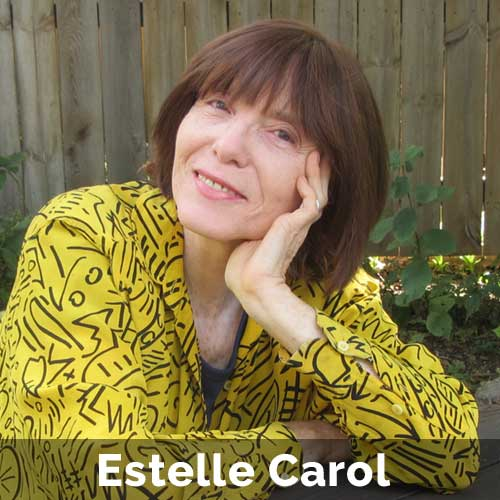 Estelle is senior designer, lead project manager, illustrator and founder of WebTrax Studio.  More