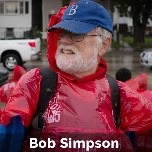 Along with Estelle Carol, Bob founded WebTrax Studio, which was originally named Carol Simpson Productions. More