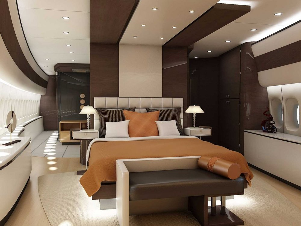 Guest Bedroom Number Two via Burner Air