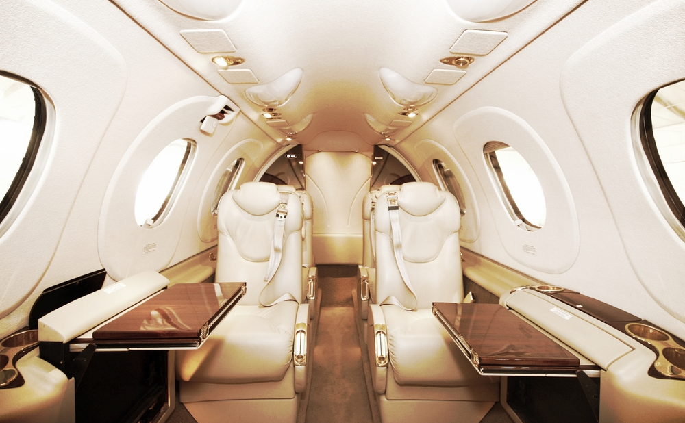 Beechcraft King Air Cabin