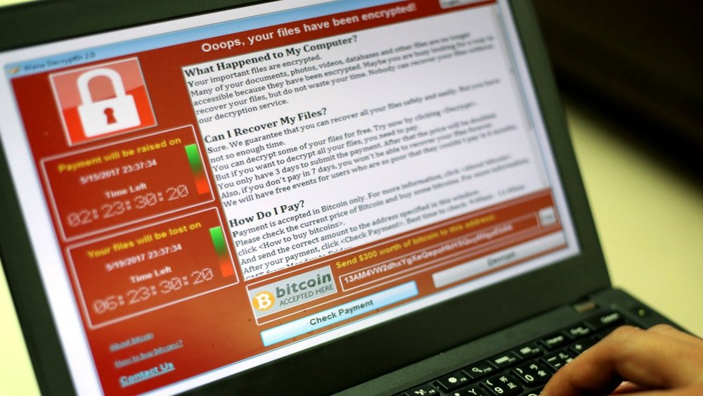 Last week, the WannaCry ransomware attack hit an estimated 300,000 computers in 150 countries. (Ritchie B. Tongo/EPA)