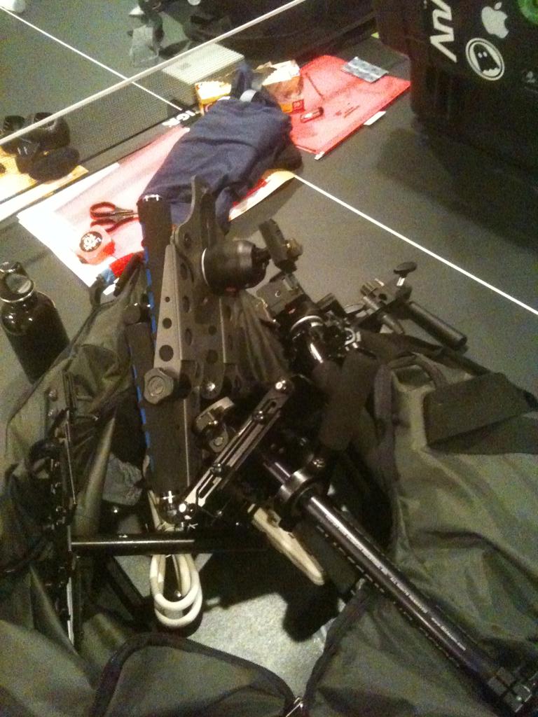 Gear shot #3