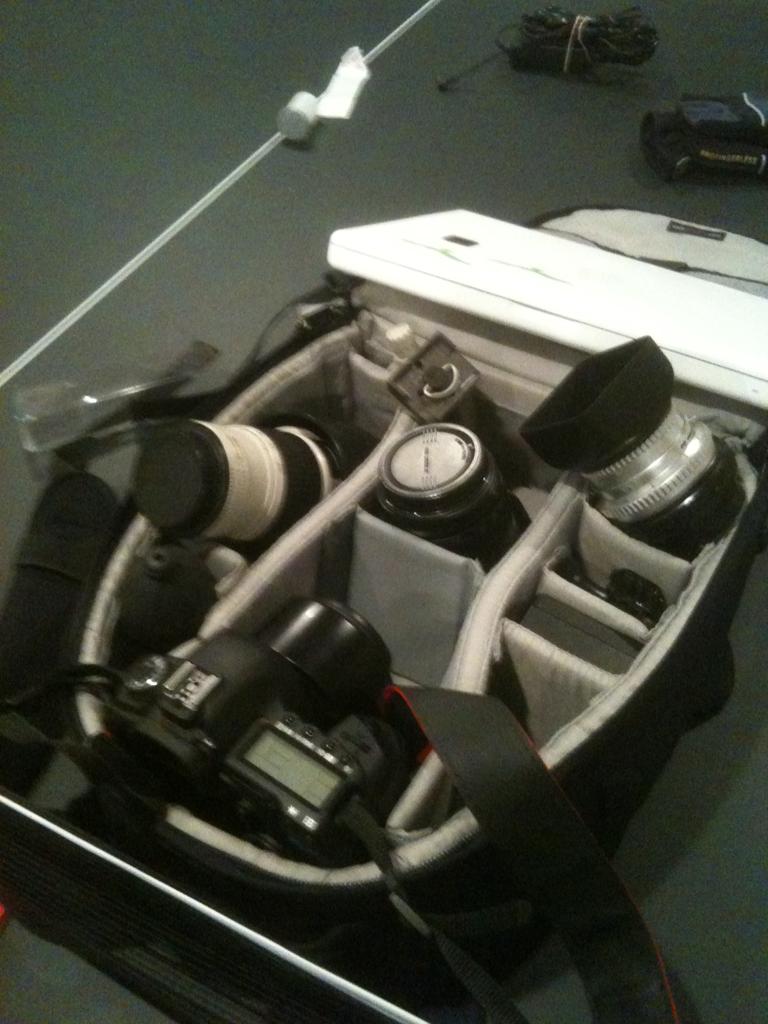 Gear shot #2