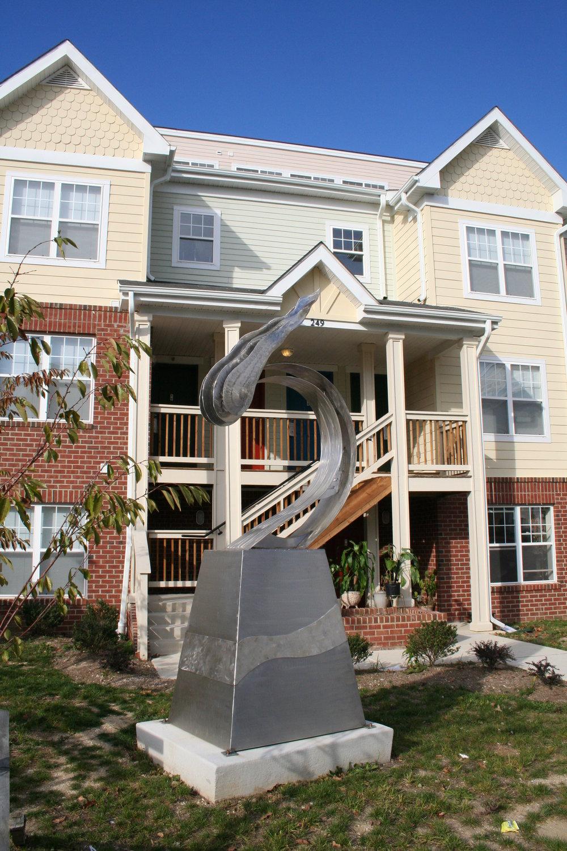 Savannah Heights  • 100 apartments •Anacostia, SE Washington, DC