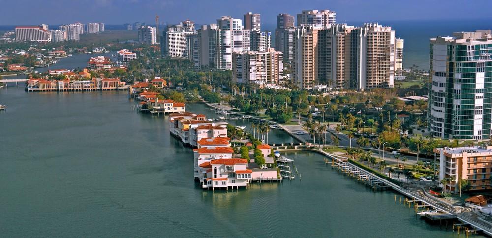 Naples Aerial Photo
