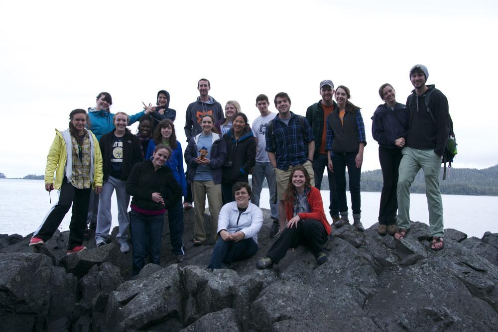 2014 Sitka, AK Mission Trip