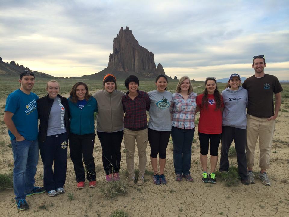 2015 Navajo Mission Trip