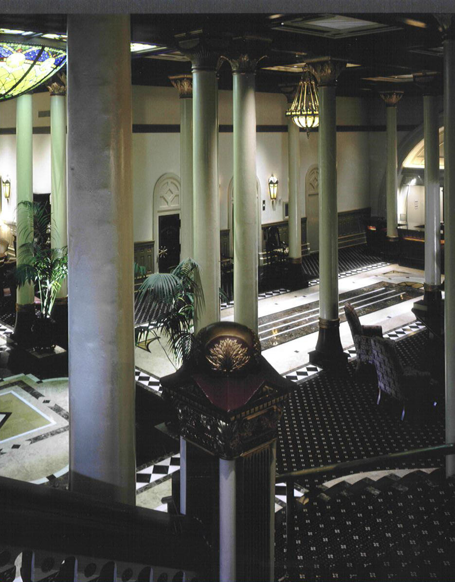Driskill Lobby from stairway.jpg