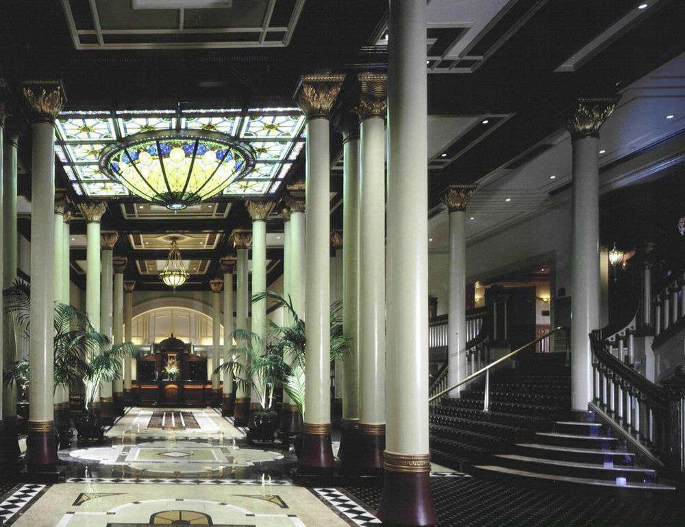 Driskill Lobby with stairs and front desk.jpg