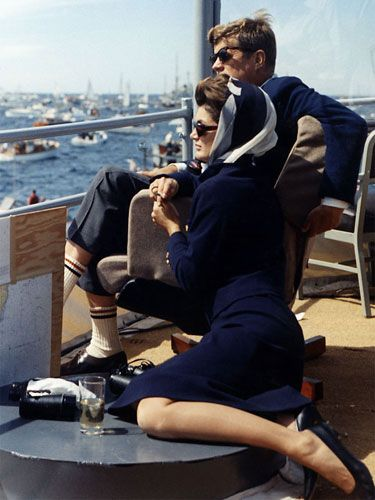 John y Jackie.