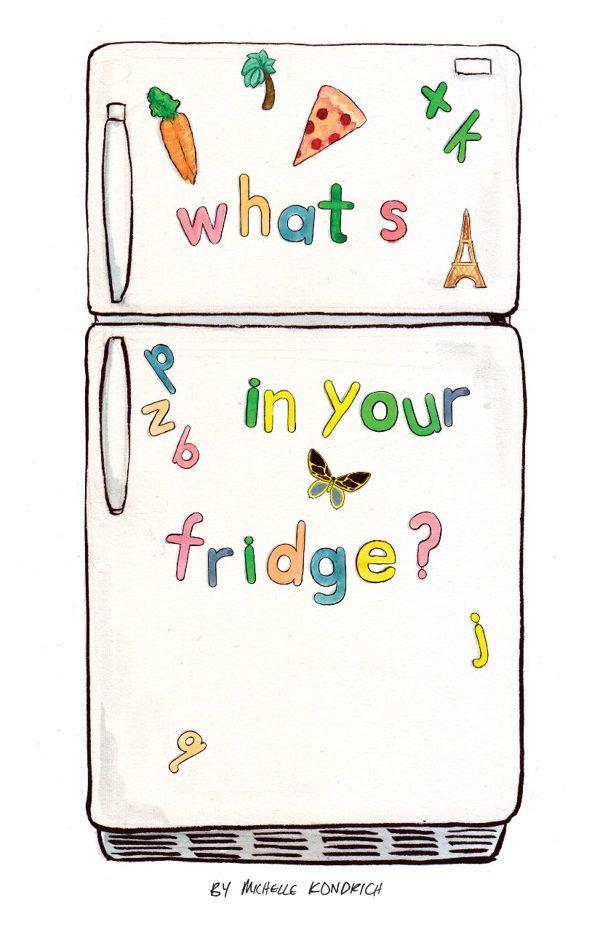 Ilustración de Michelle Kondrich.