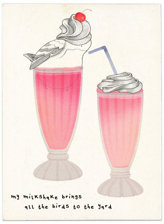 Ilustración de Kate Wilson.