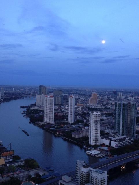 Lebua Bangkok.