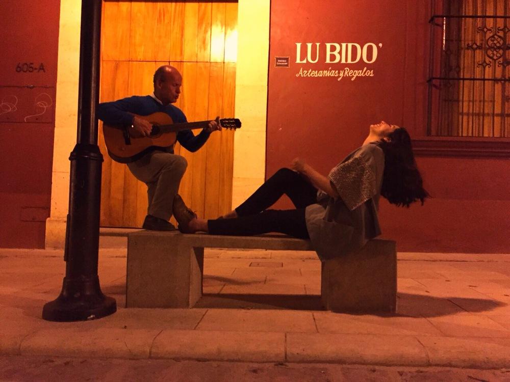 Saco: Carla Fernández. Foto: Nina Díaz Roura.