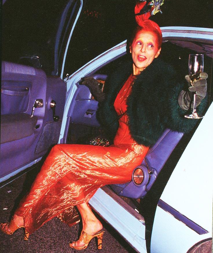 La legendaria Patricia Field.