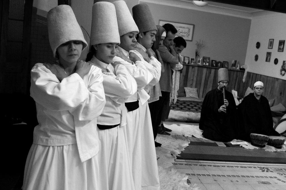 Foto: cortesía de la Comunidad Sufí Nur Ashki Al Yerráhi de Mexico.