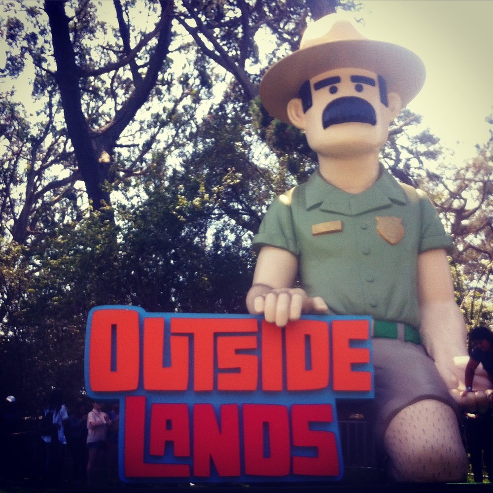 Outside Lands 2015.