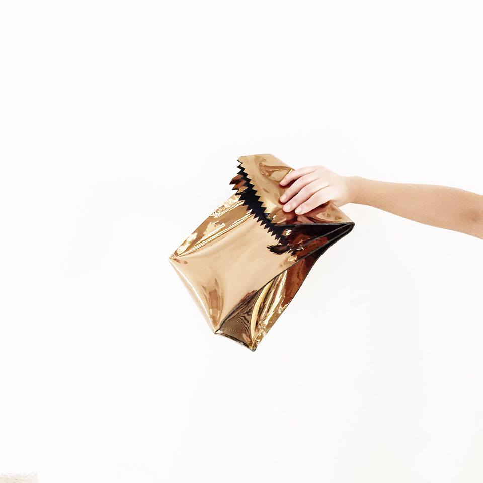 """This is not a paper bag"", la bolsa de Ethnology que me muero por tener."