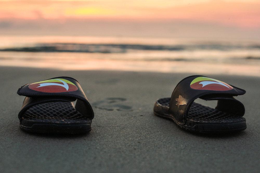 Cape Cod Flip Flops