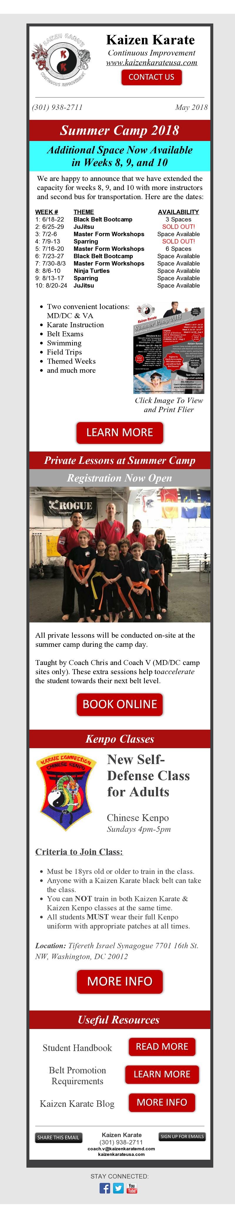 May 2018 - Kaizen Karate Newsletter .jpg